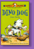 David and Lucy get a new dog from the Rescue Centre, but they don't know what his name is.  What they do know is that he is an ace at digging, and he's got a nose for finding bones.  Especially dinosaur bones!  Illustrated by Garry Parsons.