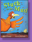 Little Chick is stuck in the mud and one by one  the farm animals come to his aid.  Illustrated by Garry Parsons.