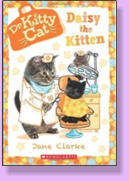 Dr. KittyCat and Peanut are called to the Cupcake Bake.  Can they put a smile back on Daisy's furry face?