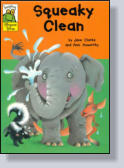 Little Ellie has a scheme to keep the whole zoo clean.  But do the animals want to be clean?  Illustrated by Anni Axworthy.