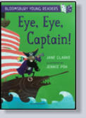 Captain Cutlass the pirate has a secret, he needs to wear glasses.  And if his crew find out he thinks they'll make him walk the plank!  But what good is a pirate who can't read a treasure map?  Illustrated by Jennie Poh.