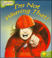 "Stage 7 Reading Scheme Book - ""Erika the Red changes her clothes - and her name."""