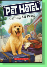 Calling All Pets is the first book in this four book series.
